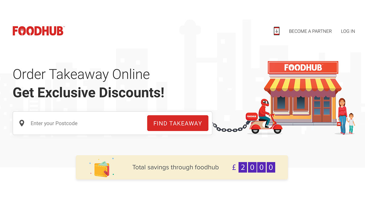Order Food Online Takeaway Food Delivery Foodhub